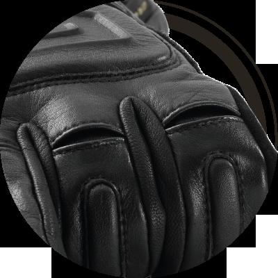DANE Detail Handschuh Bewegungsfalte