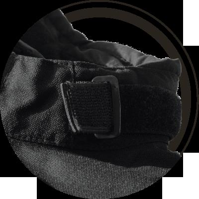 DANE Detail verstellbare Kragenweite