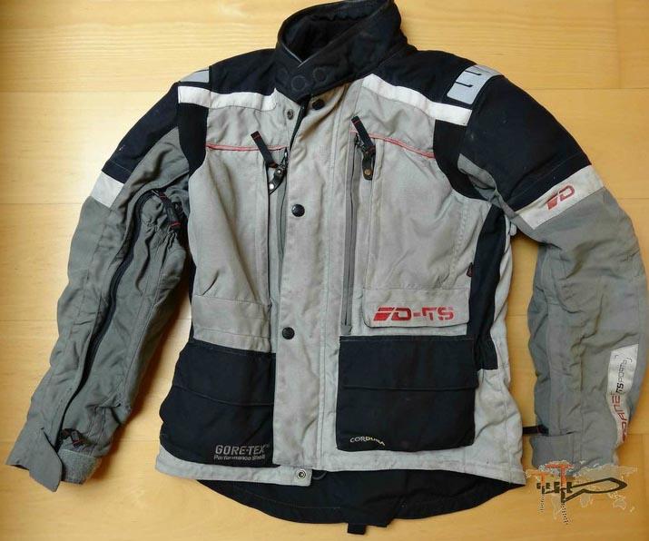 Motorradbekleidung DANE TORRESO